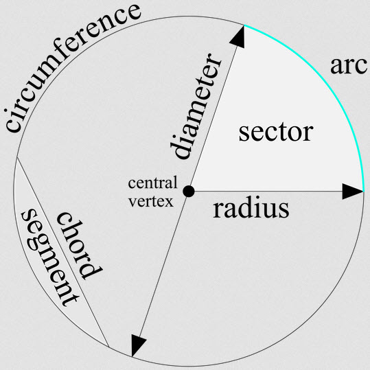 p5 js: Understanding circles - Chris Nielsen Code Walk